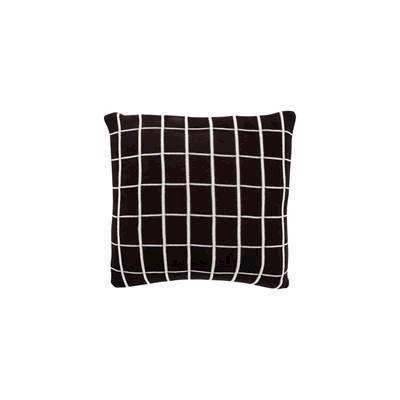 Hübsch Sofapude sort og hvid