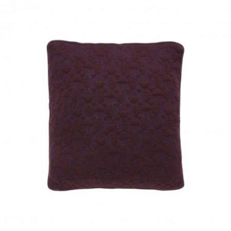 Hübsch sofapude Bordeaux