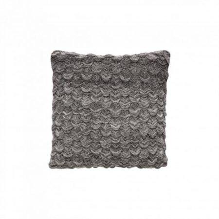 Hübsch sofapude m. fyld sort og natur