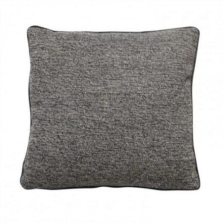 Hübsch sofapude polyester Gråmeleret