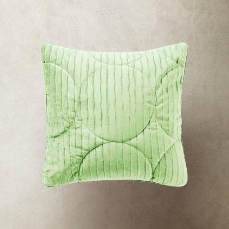 JANET pudebetræk 50x50 cm Lysegrøn
