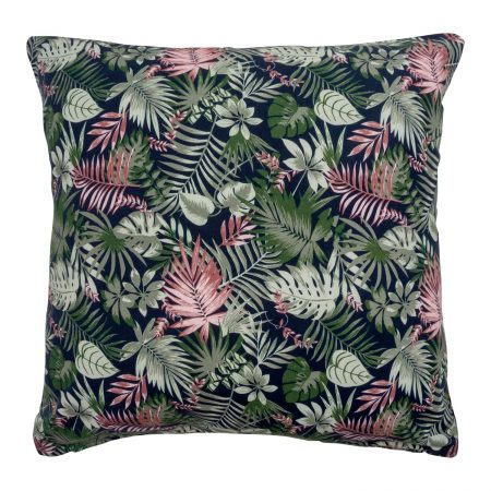 Wallace Cotton - Rainforest Large Square Cushion Cover