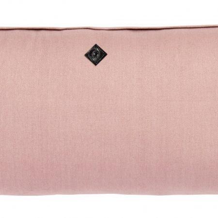 YOGA og meditationspude 40x20cm i rose fra Nordal