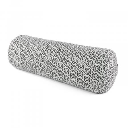 Yoga pølle - Block print